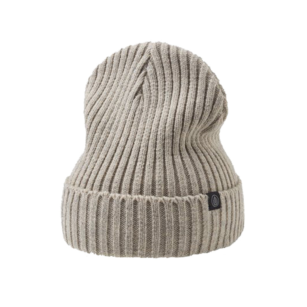 Upfront - Sweep Fold Up Beanie - Off White