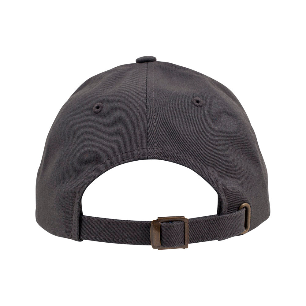 Yupoong - Dad Cap - Dark Grey