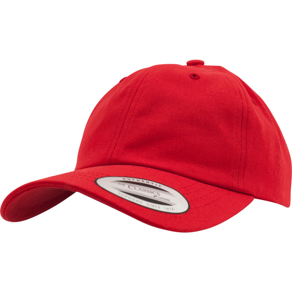 Yupoong - Dad Cap - Red