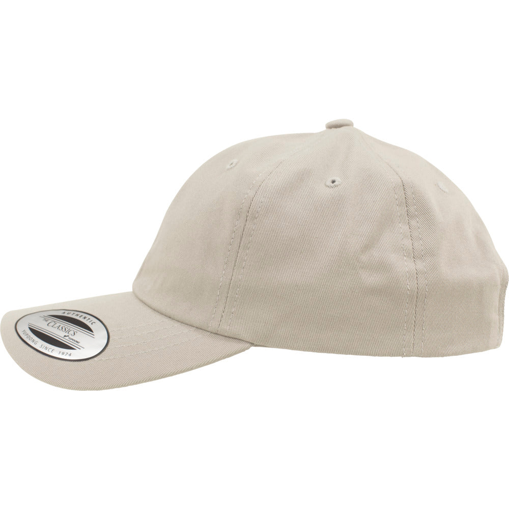 Yupoong - Dad Cap - Stone