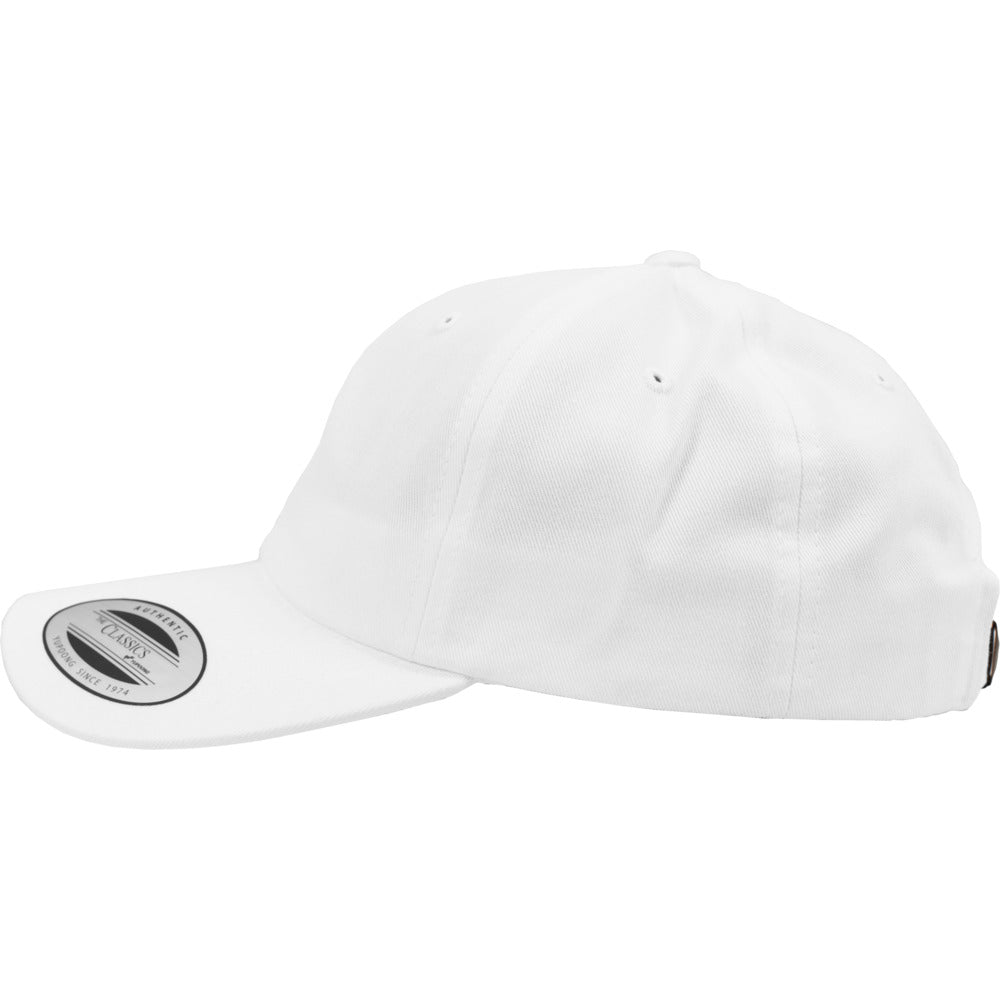 Yupoong - Dad Cap - White