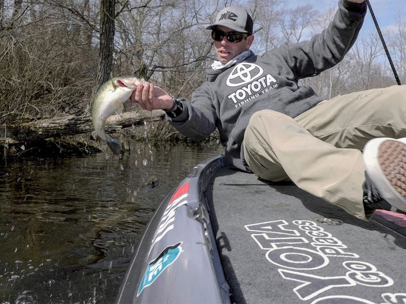 Spring Bass Secrets from Mike Iaconelli