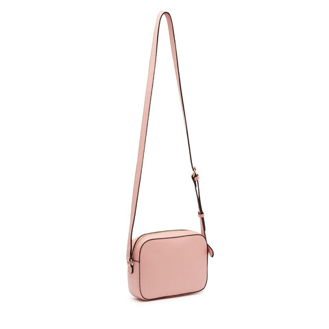ZOE Crossbody Top Zip Blush