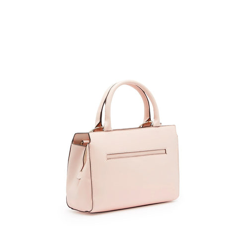 LEIGHTON Girlfriend Satchel Blush