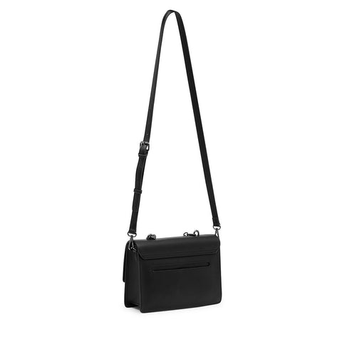 LEIGHTON BLACK CROSSBODY