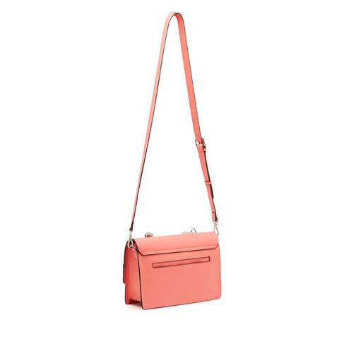 LEIGHTON Crossbody Coral