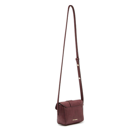 HARPER Mini Crossbody Burgundy