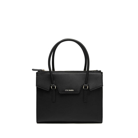 MALIA Satchel Black