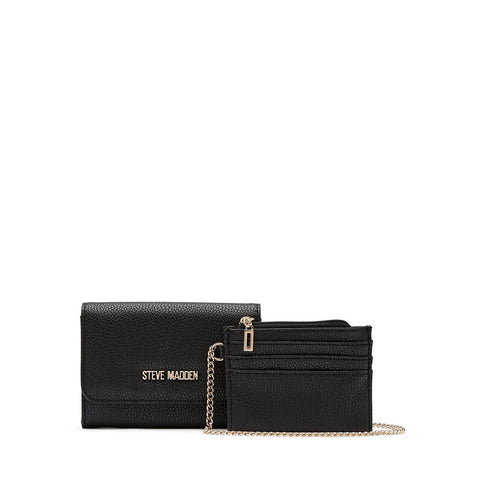 MALIA Mini Clutch Black