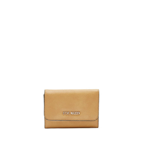 MALIA Mini Clutch Camel