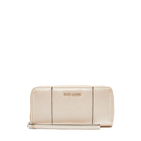 MALIA Zip Around Wallet Champagne