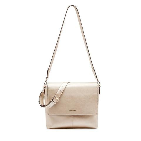 ROCK Large Messenger Champagne