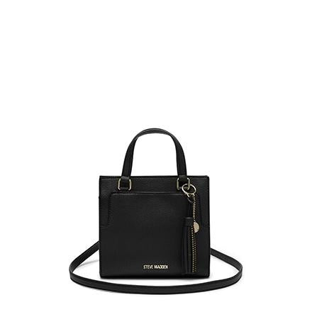 CHLOE Mini Box Tote Black