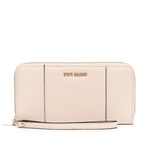 ZIP AROUND Wallet Rose