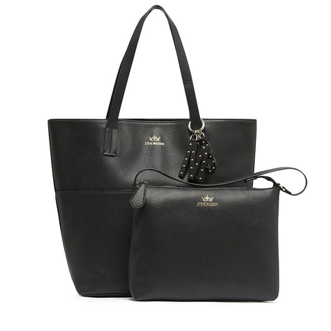 STEVIE Tote Black
