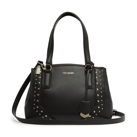 GEORGINA Satchel Black
