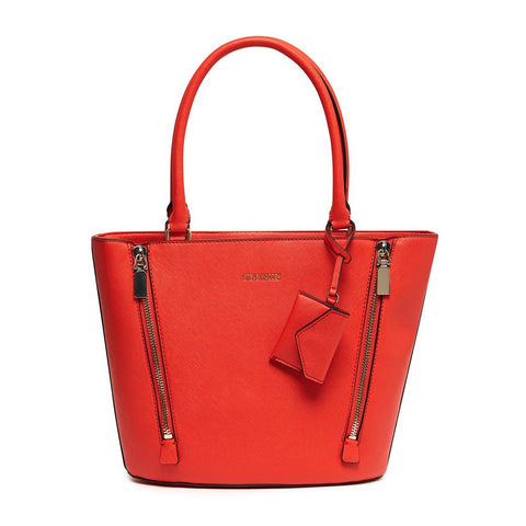 MAURA Tote Red