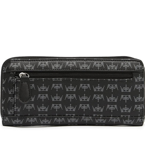 CROWN Wristlet Black