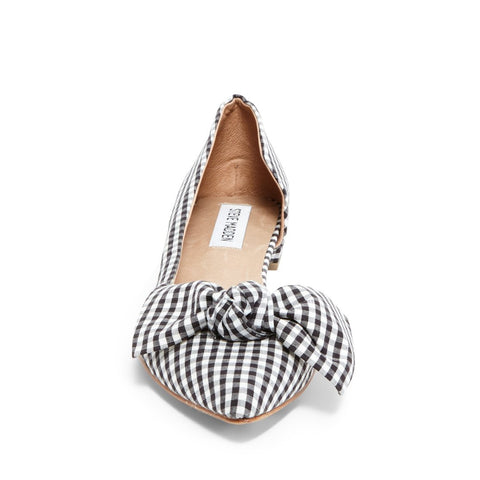 EDINA BLACK GINGHAM