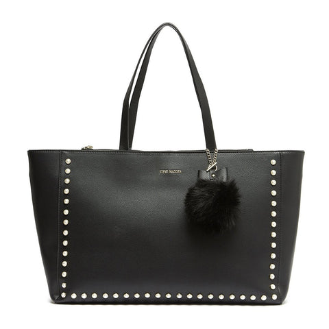 PENELOPE Laptop Tote Black