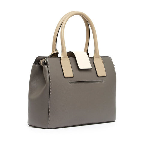 ISLA Satchel Grey