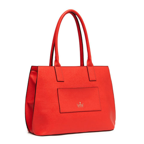 CHELSEA Tote Red