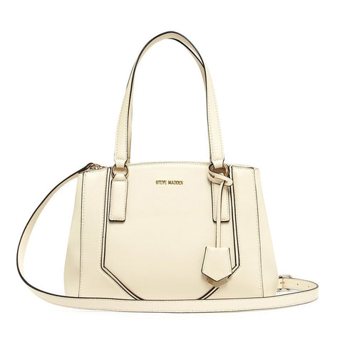 GEORGINA Satchel Natural