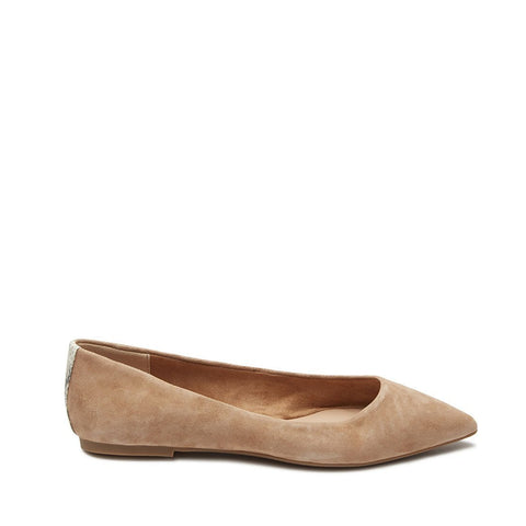 ADLEY CAMEL SUEDE