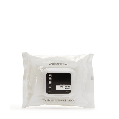 Antibacterial Bag & Shoe Wipes