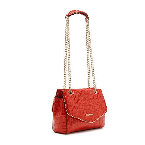 BCASTLE RED CROSSBODY