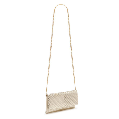 BDAWN GOLD CLUTCH