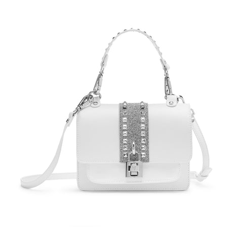 BJANET WHITE CROSSBODY
