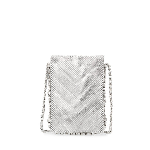 BMAYBE SILVER CROSSBODY