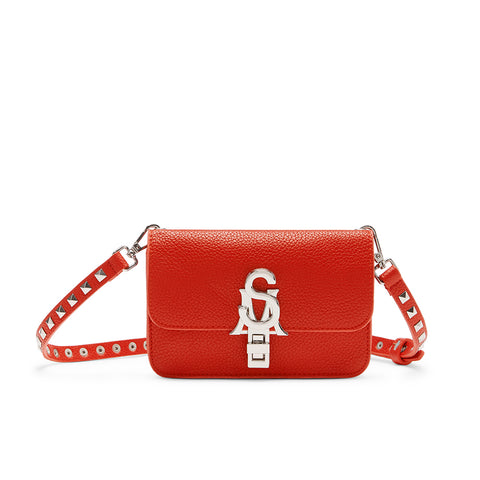 BNADIA RED CROSSBODY