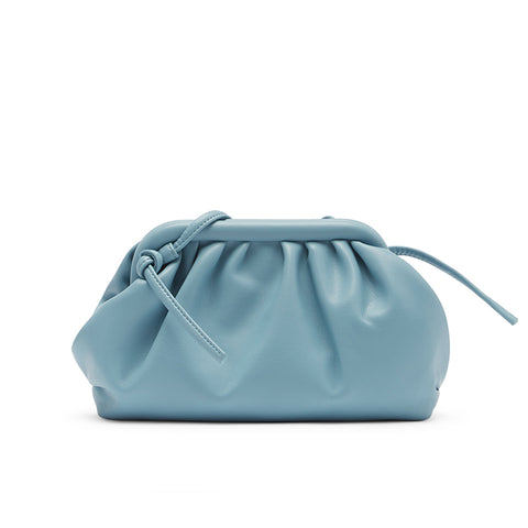BNIKKI BLUE CLUTCH