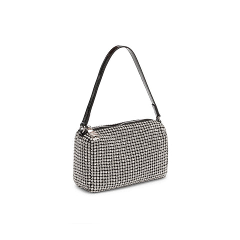 BNOBLE BLACK/SILVER HANDBAG