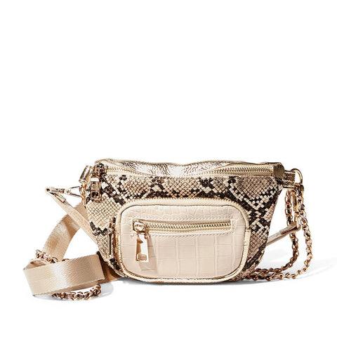 BSUMMIT GOLD CROSSBODY