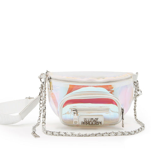 BSUMMIT CLEAR/IRIDESCENT CROSSBODY