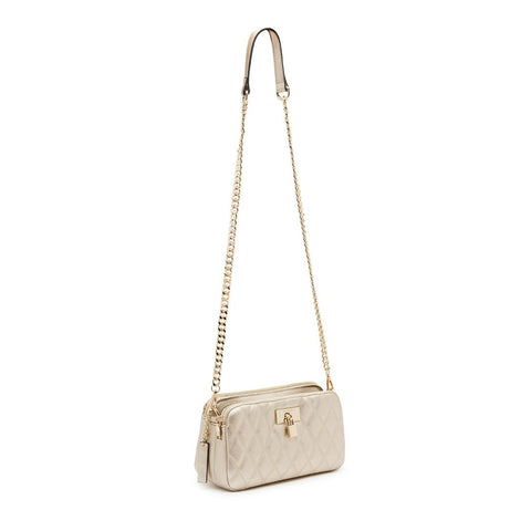 BTELLER GOLD CROSSBODY