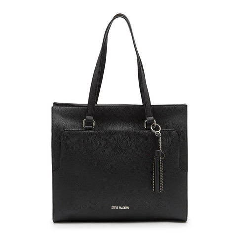 CHLOE Large Box Tote Black