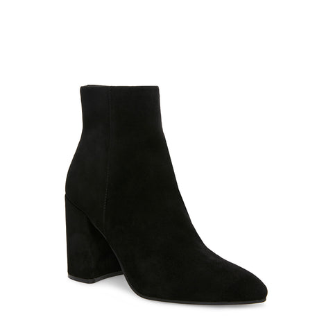 THERESE BLACK SUEDE