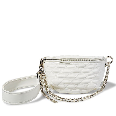 BMANDIE WHITE CROSSBODY