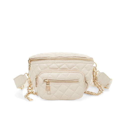 BSUBMIT CREAM CROSSBODY