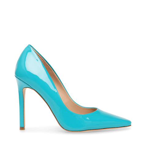 SPICY TEAL PATENT