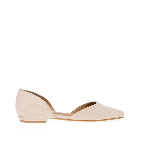 GLISS BLUSH SUEDE