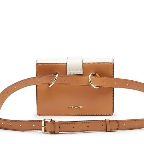 ISABEL CAMEL BELT BAG