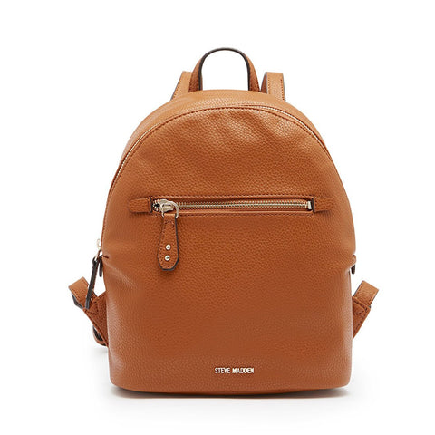 ZOE COGNAC BACKPACK