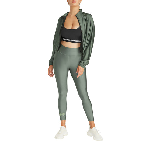 ISHINE LEGGINGS GREEN