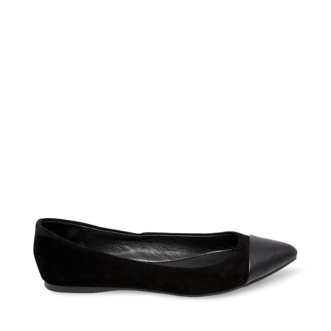 DELANCY BLACK SUEDE