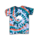 PRE ORDER: LIMITED EDITION Tie-Dyed 'We're For Workers' Tee